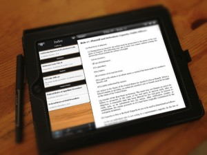 lawbox for ipad